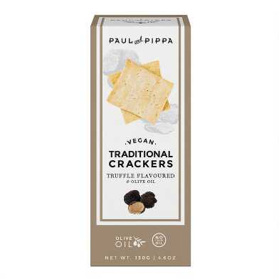 Paul and Pippa Traditional Truffle Crackers