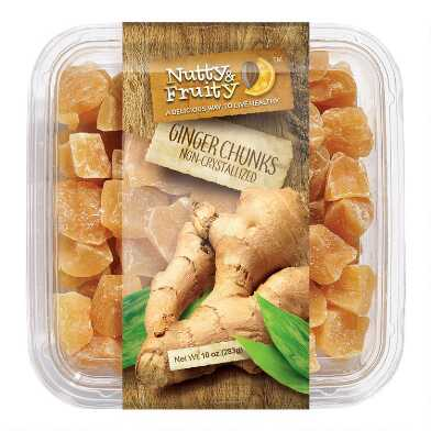 Nutty & Fruity Ginger Chunks