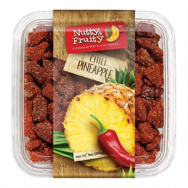 Nutty & Fruity Chili Pineapple