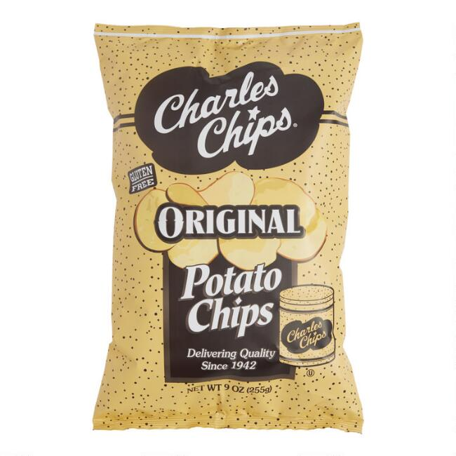 Charles Chips Original Potato Chips