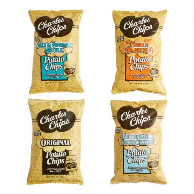 Charles Potato Chip Collection