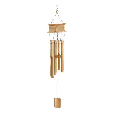 Bamboo Hut Wind Chime