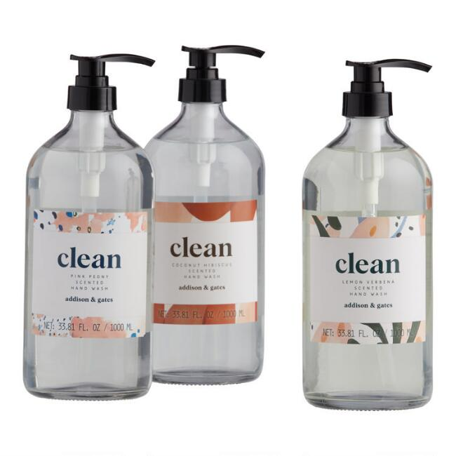 A&G Eco Kraft Clean Liquid Hand Soap