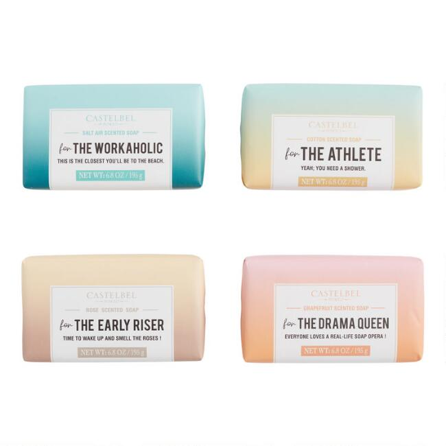 Castelbel Soap For Personality Bar Soap