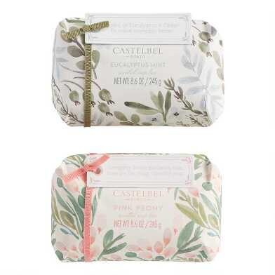 Castelbel Watercolor Florals Bar Soap
