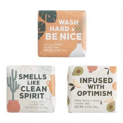 Castelbel Fun Phrases Bar Soap