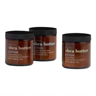 A&G Everyday Castile Shea Butter Lotion