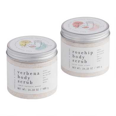 A&G Illustrative Body Scrub