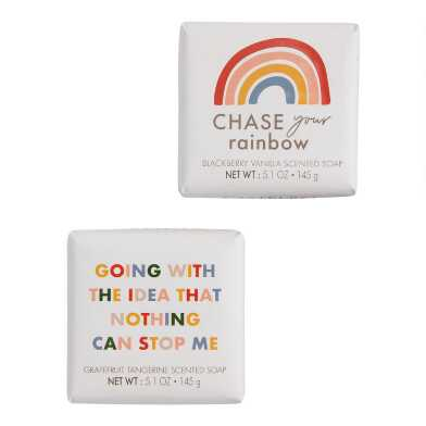Castelbel Rainbow Bar Soap
