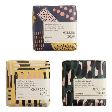 A&G Ceramics Bar Soap