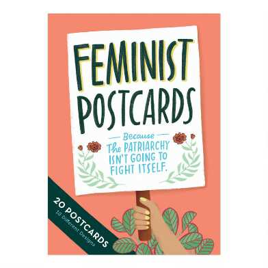 Feminist Postcards 20 Pack