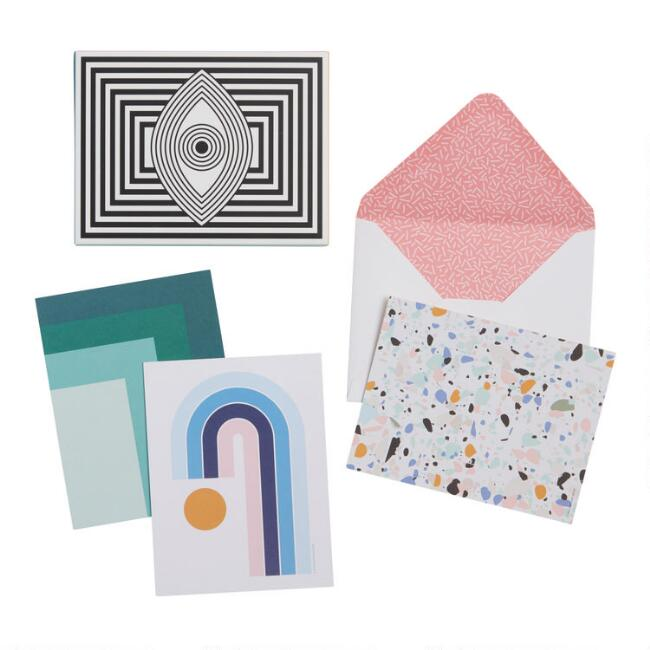 Jonathan Adler Thank You Cards 12 Count