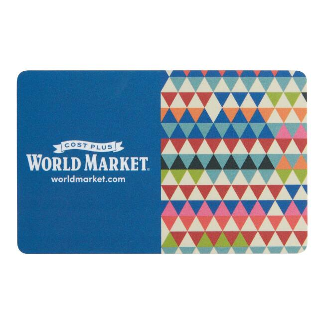 gift card marketplace give a gift card world market 6898