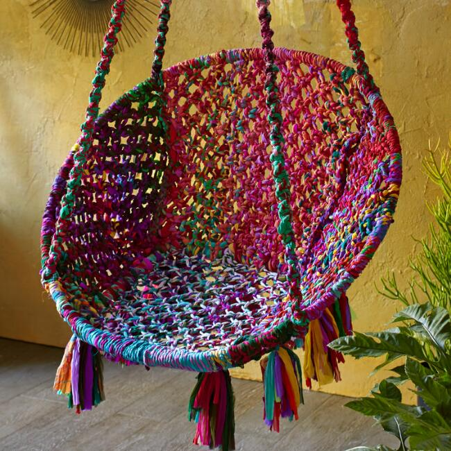Chindi Hanging Chair