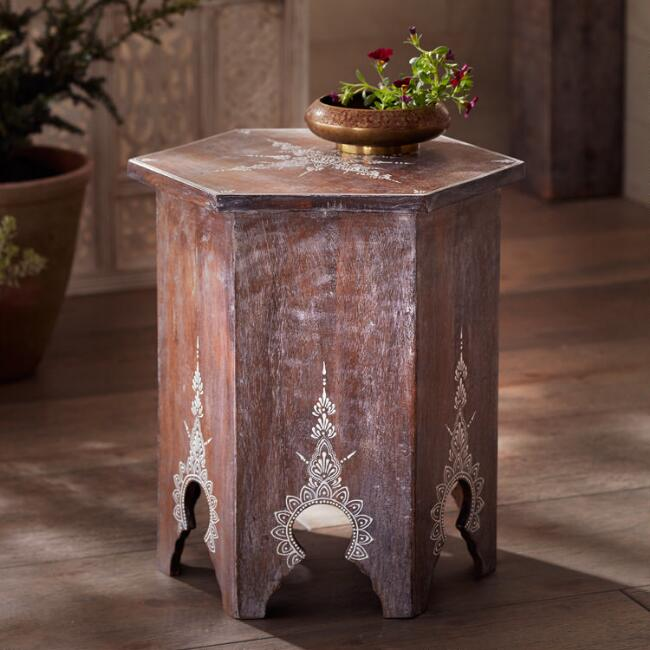 Jodhpur Side Table